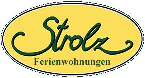 Ferienwohnungen Strolz Logo